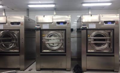 Máy giặt công nghiệp 100kg