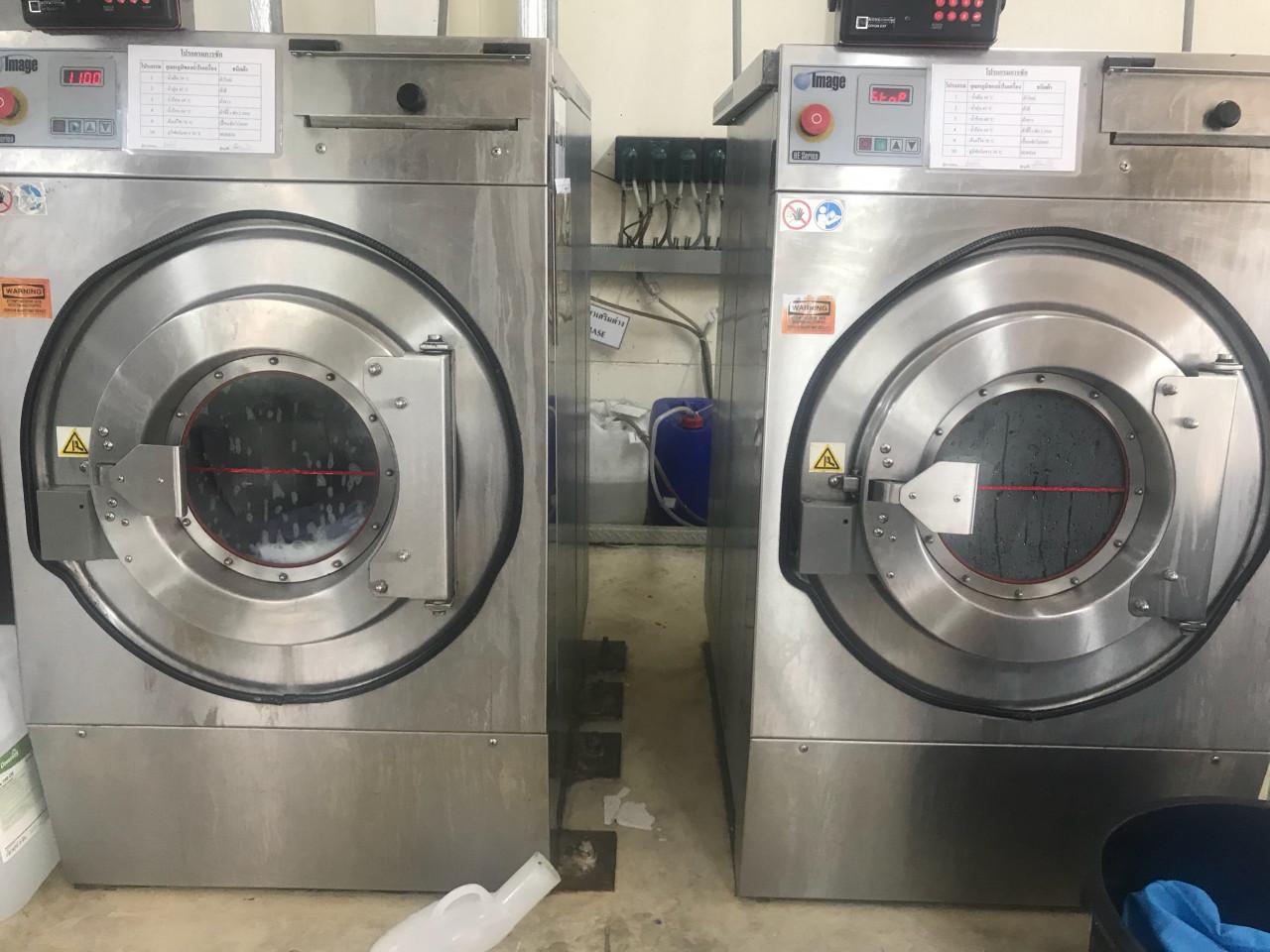 Tình năngcủa máy giặt vắt công nghiệp Image HE-60