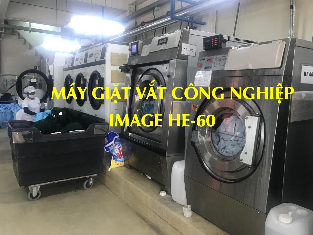 máy giặt vắt công nghiệ Image HE-40