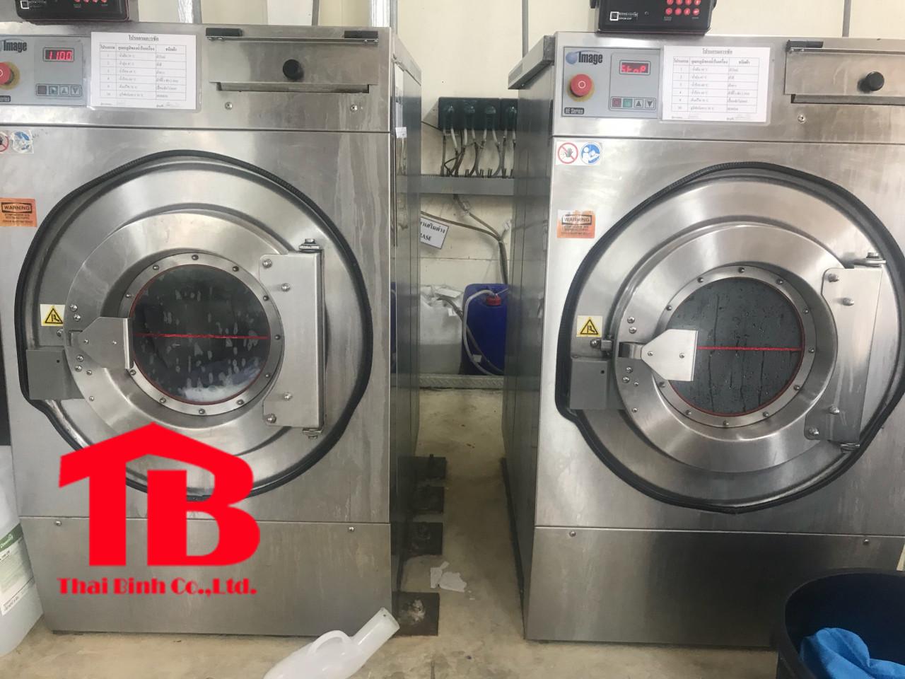 Máy giặt công nghiệp Thái Lan Image HE