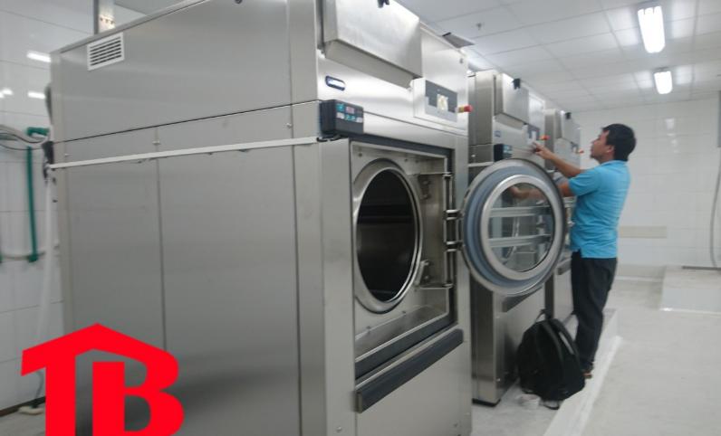 Báo giá máy giặt công nghiệp 35kg