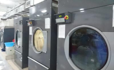 Máy giặt công nghiệp lồng ngang