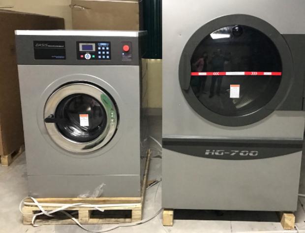 Thiết kế máy giặt công nghiệp Trung Quốc