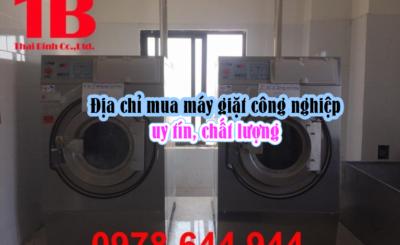 địa chỉ mua máy giặt công nghiệp