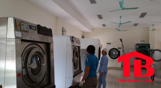 mua máy giặt công nghiệp Thái Bình