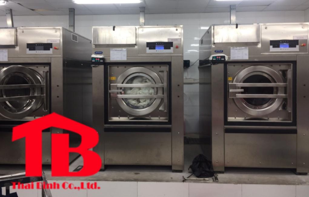 máy giặt công nghiệp Thái Bình 1