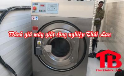 Đánh giá máy giặt công nghiệp Thái Lan Image