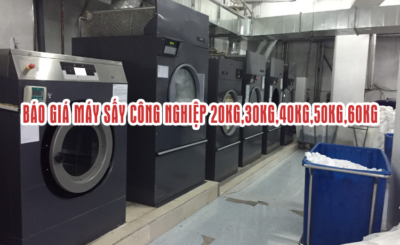 Báo giá máy sấy công nghiệp