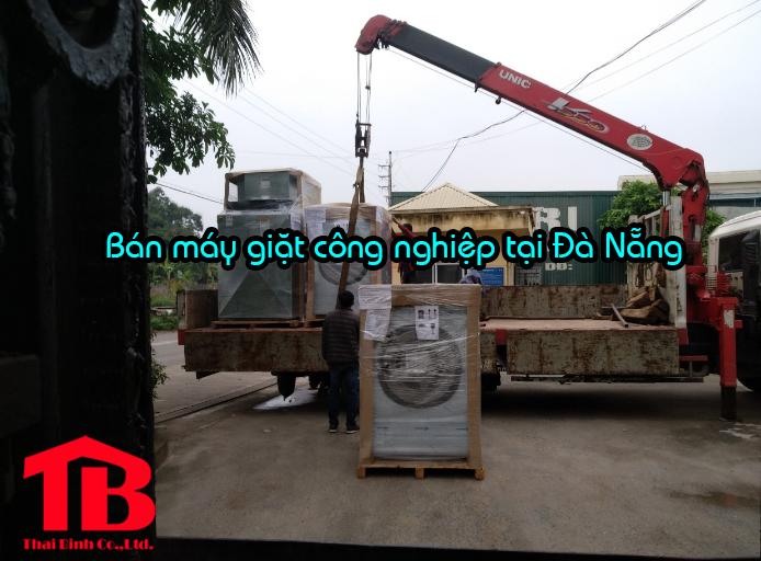 máy giặt công nghiệp Đà Nẵng