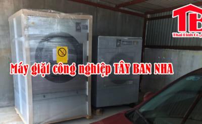 Máy giặt công nghiệp Tây Ban Nha