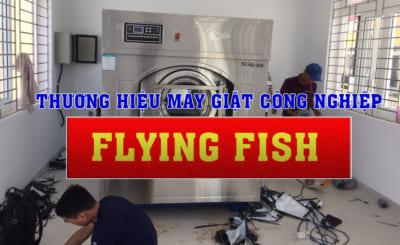 thương hiệu máy giặt công nghiệp Flying Fish