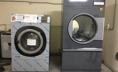 Lắp đặt máy sấy công nghiệp