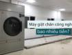 máy giặt chăn công nghiệp bao nhiêu tiền