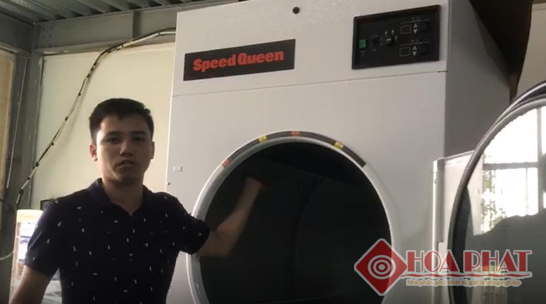 máy sấy công nghiệp Speed Queen