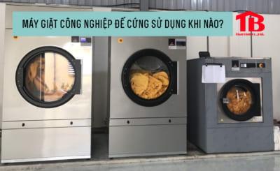 máy giặt công nghiệp đế cứng