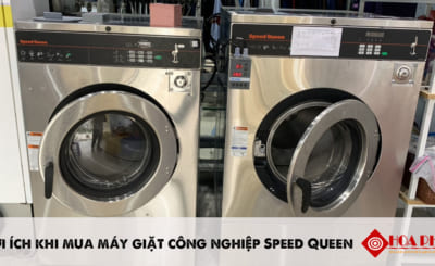 mua máy giặt công nghiệp Speed Queen